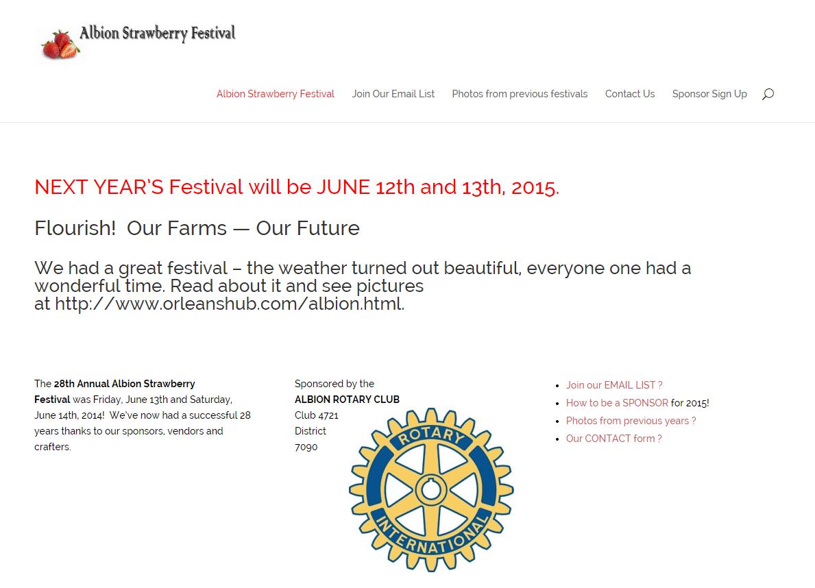 albionstrawberryfestival