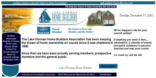 lakenormanhomebuilders